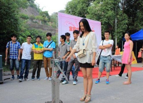 """宜宾学院""""青春梦·中国梦""""社团文化节"""