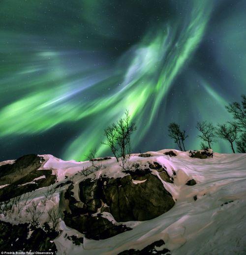 仰望星空:2013年英国皇家天文摄影师奖作品赏