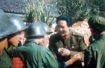 中越战争时期赴前线慰问的演艺明星们