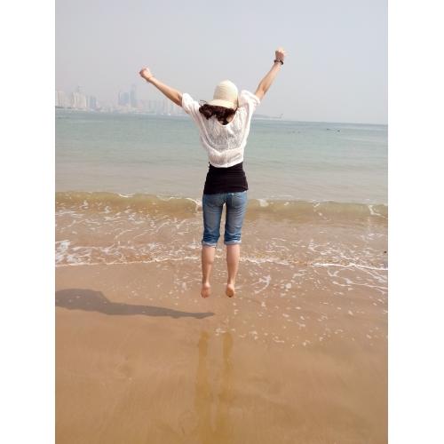 【通讯员风采】安之若素,微笑向暖--吕伟伟_我