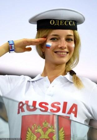 Lo que nos dejo el Mundial: La rusita.