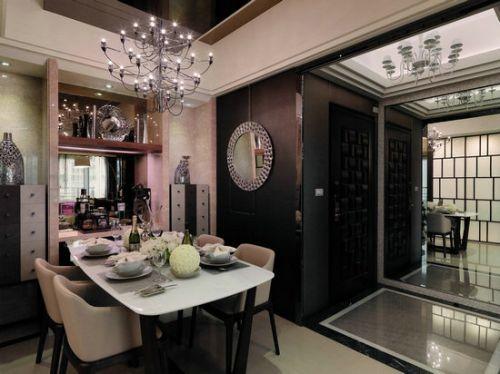 2016客厅装修 现代奢华客厅钢琴玄关