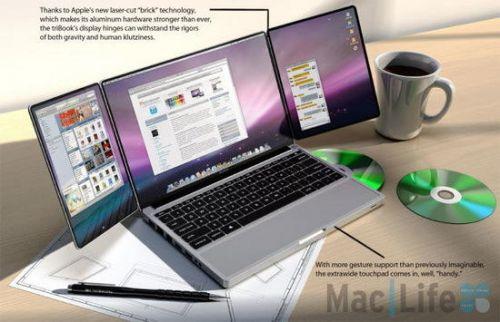 10大奇葩的苹果概念设计产品盘点(4)