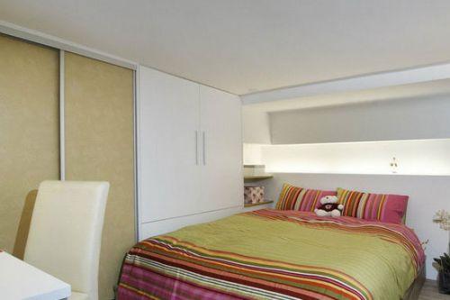 推荐简约吊顶装修妙招 8款阁楼卧室吊顶设计