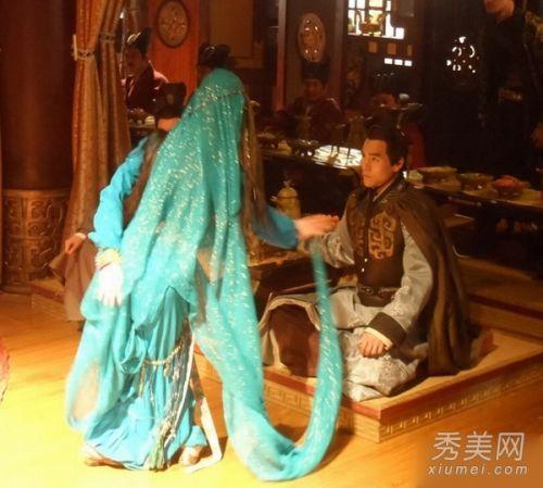风中奇缘 热播 刘诗诗胡歌最新剧照盘点 8