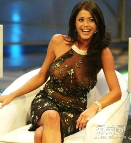 v衣着被指衣着暴露的10大性感女主播(4)_国内资街夏天熟妇北京性感拍图片