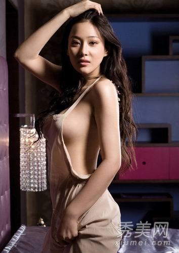 性感女星_刘涛本不是性感路线的女明星