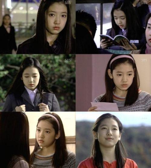 热播韩剧《匹诺曹》主演朴信惠之美女养成之路