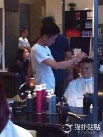 看到马云去实体理发之后网友们的感想