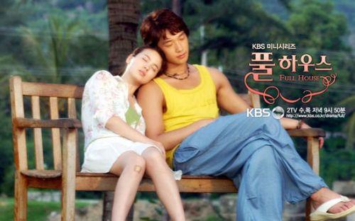 漫满屋》韩国版海报.-浪漫满屋 中国版将开拍 开选 下一个宋慧乔图片