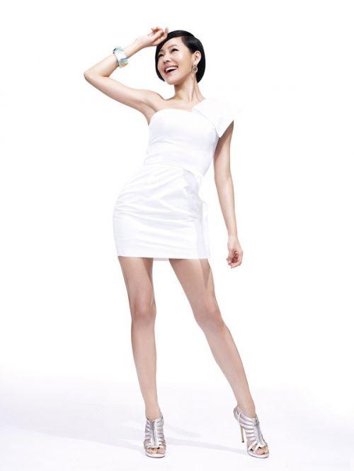 辣妈小S美魔腿修炼术 时尚热点 时尚频道