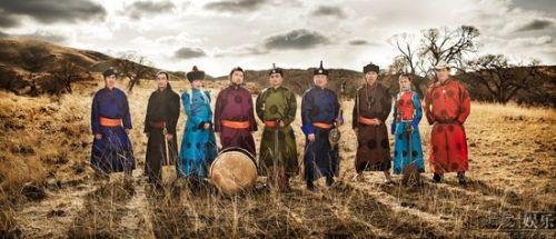 蒙古族天团安达组合 正式签约战马时代