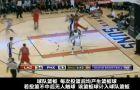 NBA篮板规则之球队篮板1