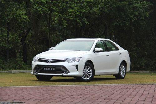 2015款丰田凯美瑞配置曝光 将推9款车型