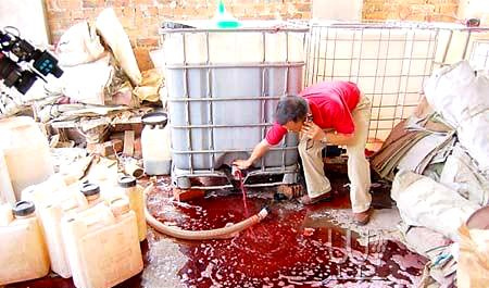 中国假红酒,中国红酒,鉴别真假红酒,如何鉴定葡萄酒的真伪