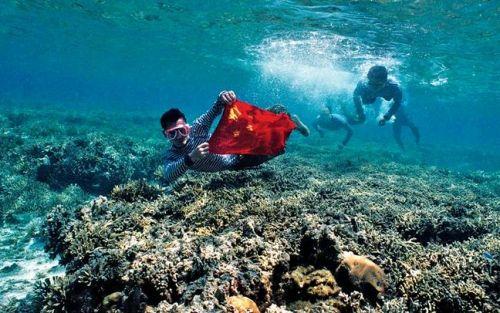 美丽游南沙岛礁
