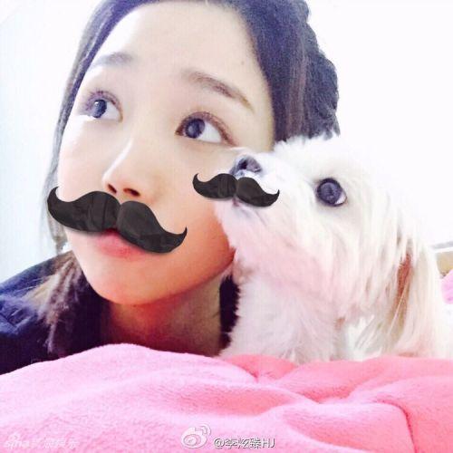 雪糕妹妹李炫臻生活照曝光 笑容甜美可爱(66)