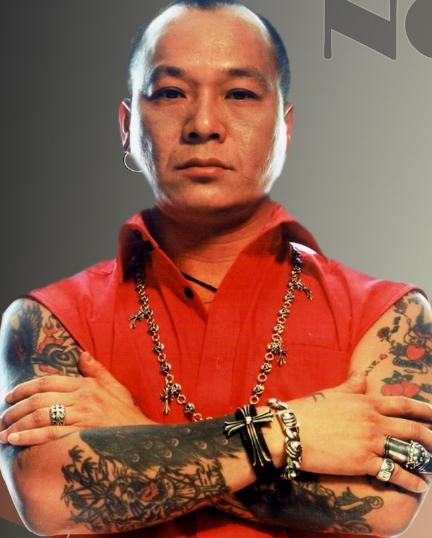 网曝香港男星拒陪酒被打 年轻时曾混过黑社会