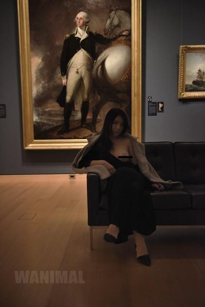 美国祼体艺术_他是一名场景设计师,在美国留学也仍旧是场景设计专业,除了人体艺术