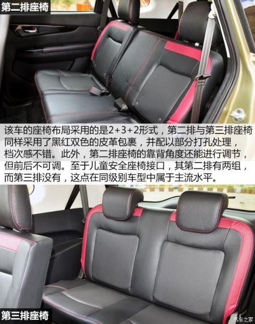 新款北汽幻述S2七座SUV最新行情优惠促销中高清图片