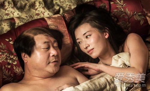 林志玲领衔 年纪一把还拍激情戏的10大女星