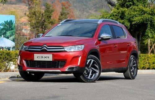 目前在售的东风雪铁龙C3-XR-雪铁龙注册 C4 XR 商标 或为全新紧凑