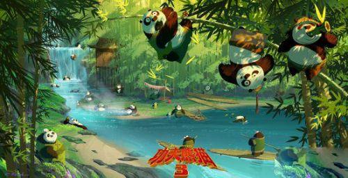周杰伦将加盟 功夫熊猫3 配音金猴 5