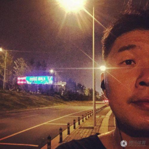 杜海涛晒健身照大汗淋漓 揭秘明星减肥故事