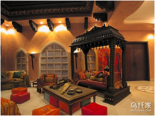 8大风格客厅家具摆放效果图