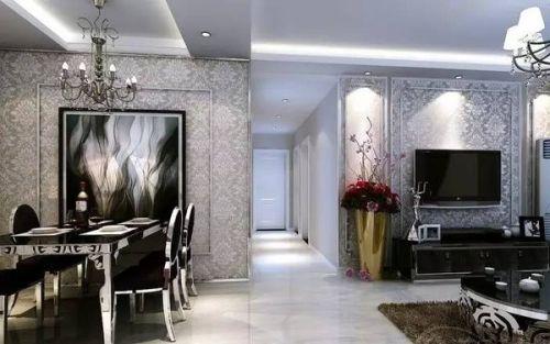 2016年最流行的客厅装修效果图