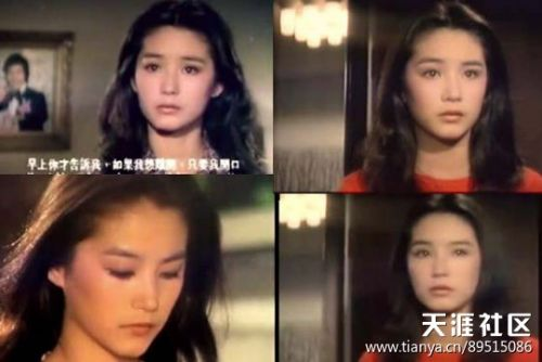 李嘉欣陈红佟丽娅陈德容蒋勤勤 五官惊艳无硬伤的女星