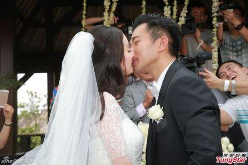 杨幂和刘恺威婚礼-宠妻无上限 八一八明星大婚聘礼有多壕