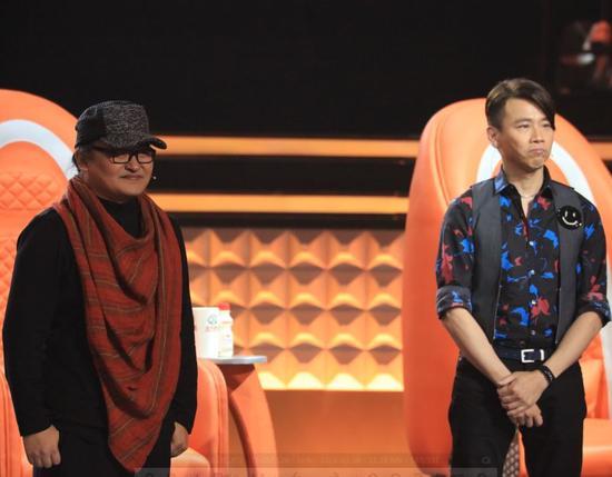 【明星爆料】《好歌曲》陶喆挑战刘欢 称与王兀是兄弟