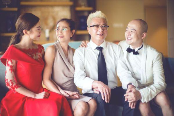 包贝尔曝奇葩爱情誓言:谁提离婚谁傻X