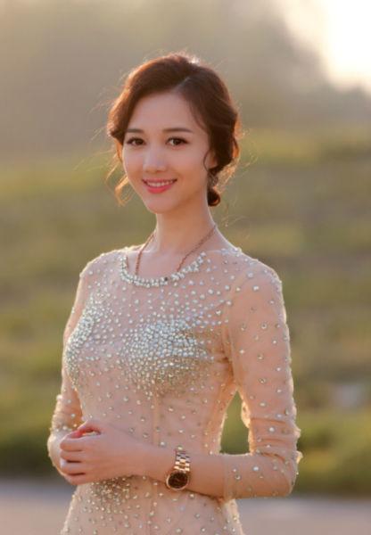 朱孝天老婆韩雯雯个人资料微博照片一览