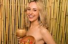 伦敦裸体餐厅开业
