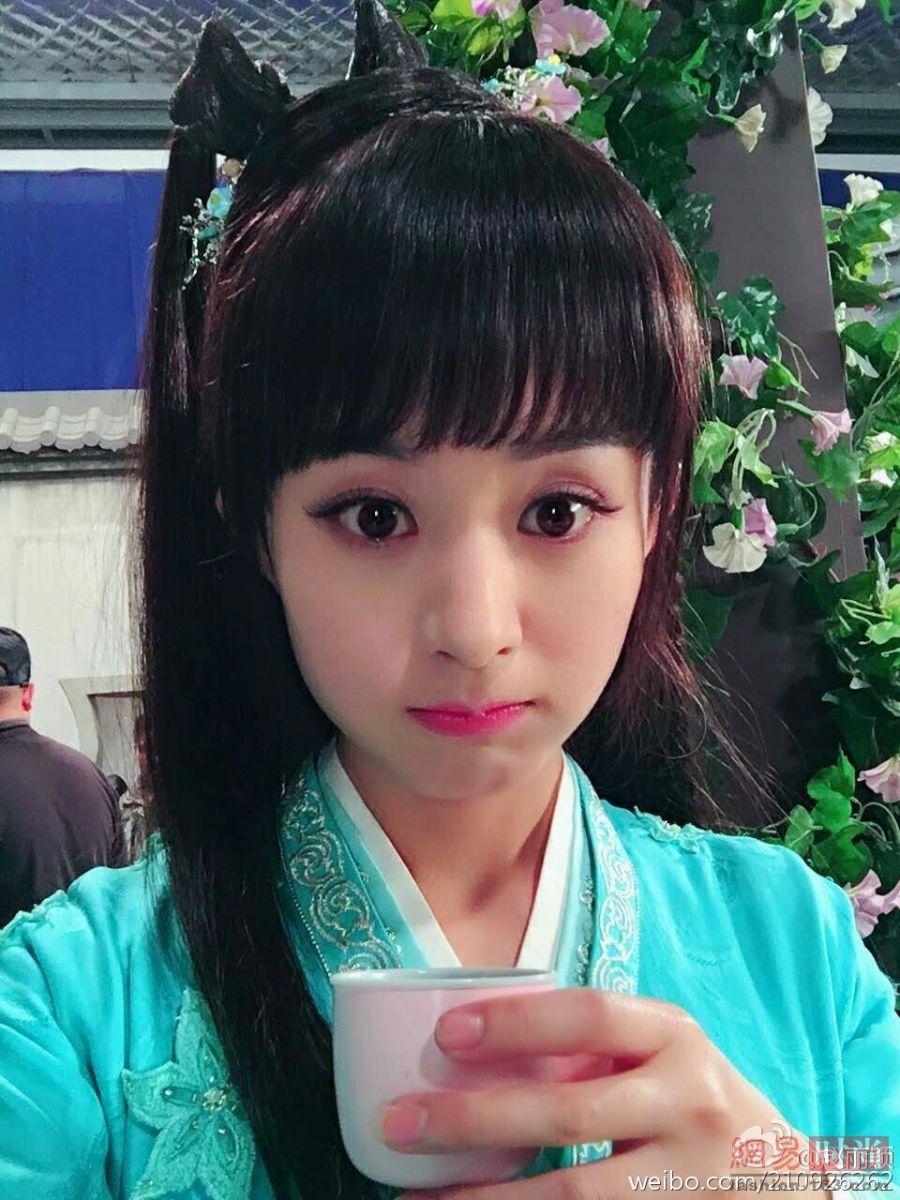 赵丽颖的碧瑶才是美出天际 可萌可仙女(组图)(9)